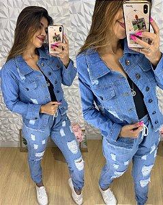 Jaqueta Jeans |