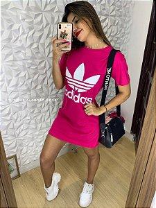 Camisão Rosa