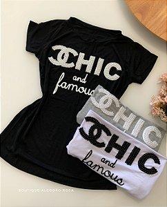 T-shirt PRETA Chic