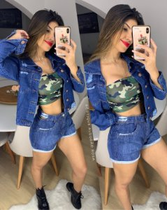 Short Melinda