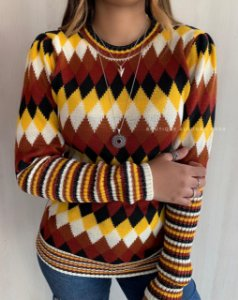 Blusa Suéter