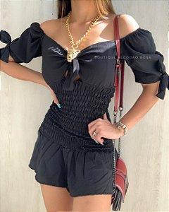 Vestido Fany Preto