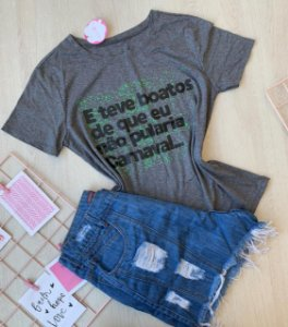 T-shirt Teve Boatos