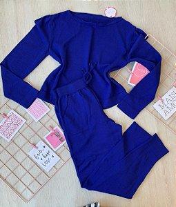Conjunto Bianca azul