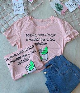 Cropped Tequila com Limão III