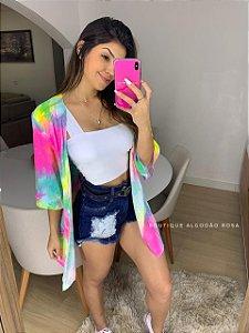 Kimono Tie Dye III