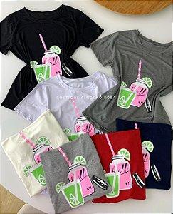 T-shirt Bebida