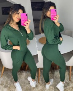 Conjunto Lola Verde