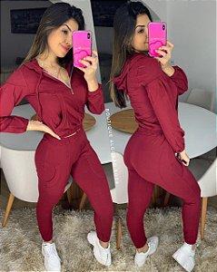 Conjunto Lola Vinho