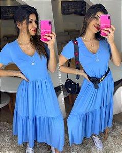 Vestido Bia Azul