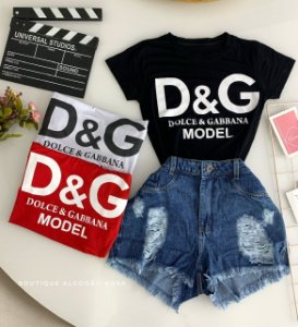 T-shirt Dolce