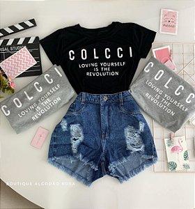T-shirt Lívia Cores