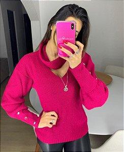 Blusa Moderna Rosa