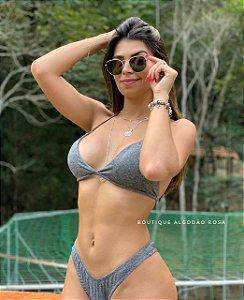 Biquíni Scarlett Cinza