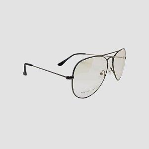 Óculos Aviador Black