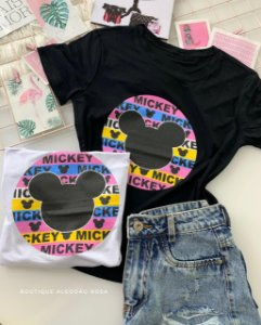 T-shirt Mickey Cores