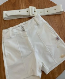 Short Lily Bege