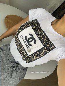 T-shirt Olívia Branca