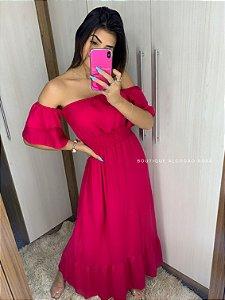 Vestido Ana Beatriz Pink