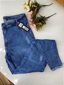 Calça Melinda Jeans Escuro