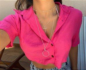 Cropped Keyla Pink