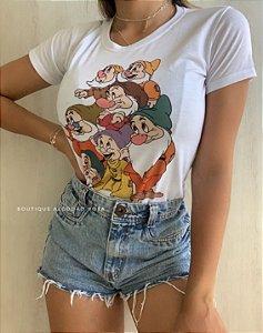T-shirt 7 Anões