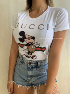 T-shirt Mickey Fashion