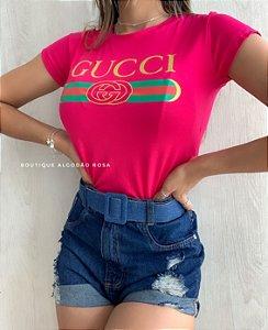 T-shirt Gaby Pink