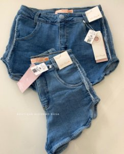 Short Ísis Jeans