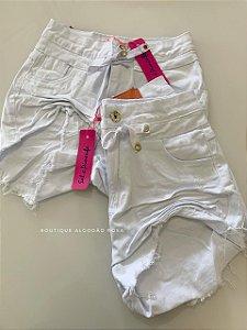 Short Alana Jeans Claro