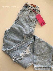 Calça Bianca Jeans Claro