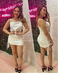 Vestido Valentina Off