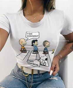 T-shirt Máscara