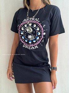 Camisão Dream Preto