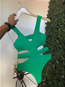 Body/Maiô Cinthia Verde