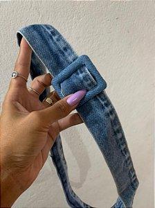 Cinto Jeans Fosco