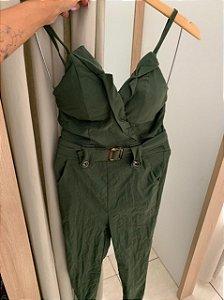 Macacão Verde Militar