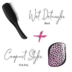 Kit Wet Detangler Black + Pink Kitty