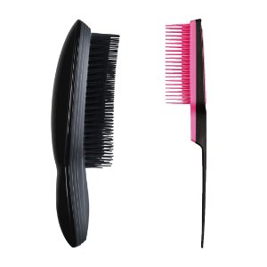 Kit Passo 3 The Ultimate Black + Back Combing