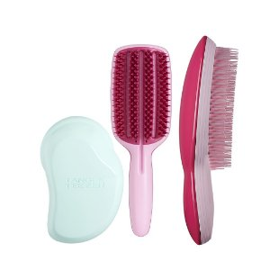 Kit 3 Passos- Original Pink Mint, Full Paddle, Ultimate Pink + GANHE Nécessaire e Compact Styler