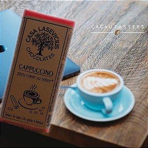 Barra de Chocolate Cappuccino - Casa Lasevicius Chocolates