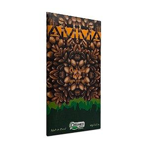 Barra de Chocolate 60%Cacau com Café Qab wa - Amma