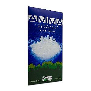 Barra de Chocolate 75% Cacau com Flor de Sal Amma