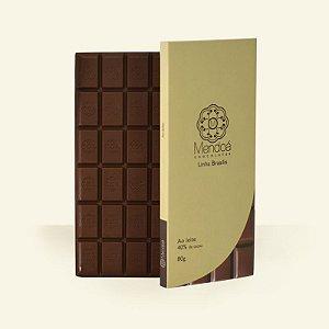 Barra de Chocolate ao Leite 40% Cacau - Mendoá