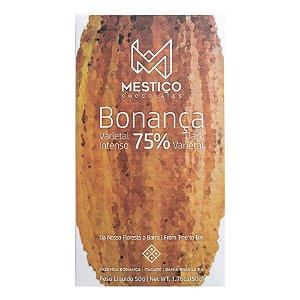 Barra de Chocolate 75% Cacau Bonança 14 - Mestiço