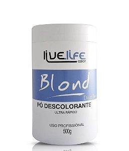 Pó descolorante blond dust free 500g