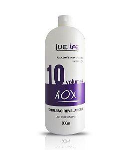 Água Oxigenada 10 Volumes 900ml