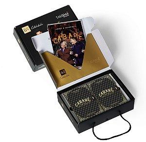KIT ESPECIAL 2 PERFUMES MASCULINOS + CD + DVD Cabaré