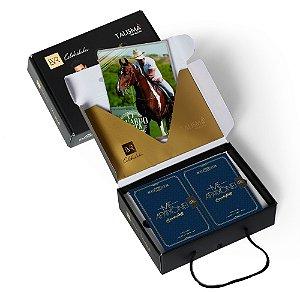 KIT ESPECIAL 2 PERFUMES MASCULINOS + CD + DVD Eduardo Costa
