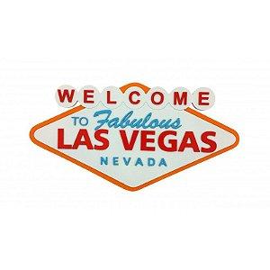 Placa Decorativa Personalizada Las Vegas